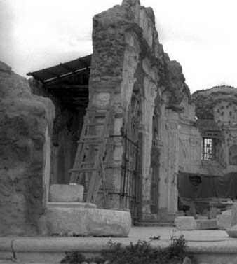 La cucitura delle murature: il collasso strutturale in seguito al sisma