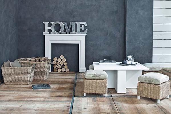 Lettere per arredare casa for Arredamento casa maison du monde