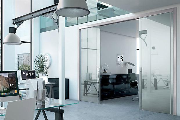 Quanto costa una porta scorrevole in vetro awesome with - Quanto costa una porta ...