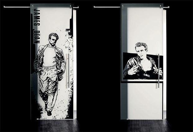 Porte in vetro - Tipi di porta ...