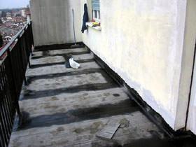 come impermeabilizzare le fughe del terrazzo