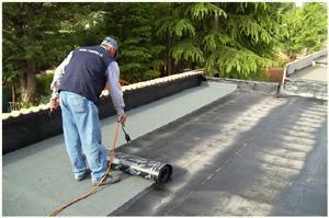 per impermeabilizzare il tetto