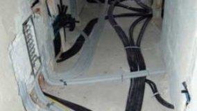 Protezione degli impianti posati a pavimento