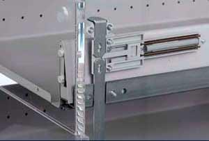 Cassetti funzionali: il sistema Soft System della Temo