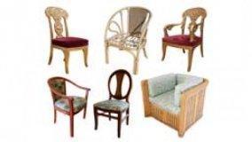 Sedie antiche e moderne