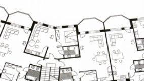 Rilievo di un appartamento