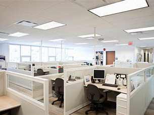 Stampanti che inquinano: un ambiente d'ufficio molto arieggiato