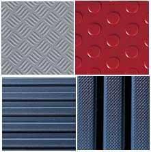 Il linoleum moderno per ogni applicazione: un esempio della varietà di prodotti