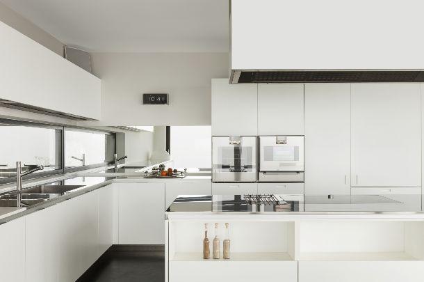 Cucina a penisola for Piano cottura cucina