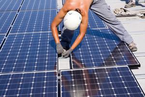 lavoratori del comporto delle energie rinnovabili