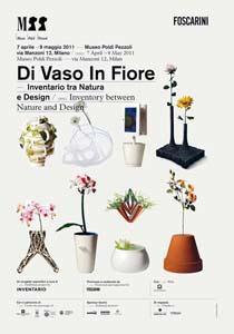 Di vaso in fiore, poster
