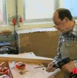 Collegamenti sicuri per legno: lavori di assemblaggio con viti fast