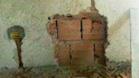 Sicurezza delle opere in laterizio non strutturali