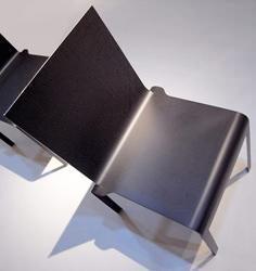 La Carbon Fiber Chair di Shigeru Ban