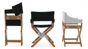 Sedie da regista richiudibile