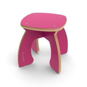Midi stool pretty_pink