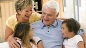 Anziani in casa