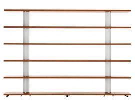 Scaffali modulari for Scaffali in legno componibili