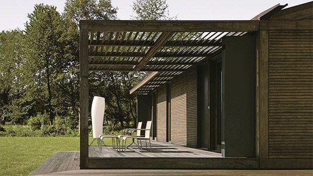 Case modulari in legno