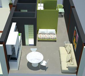 Casa Modulare Studio PianoB