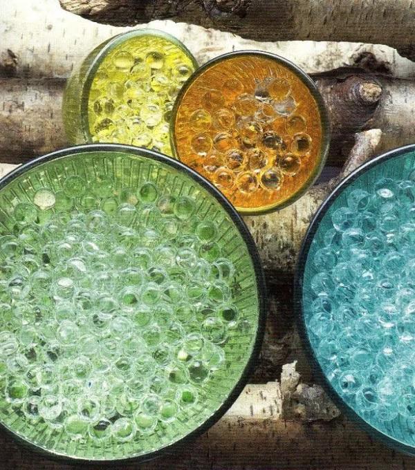 Gel idroretentore colorato di Fiorissima