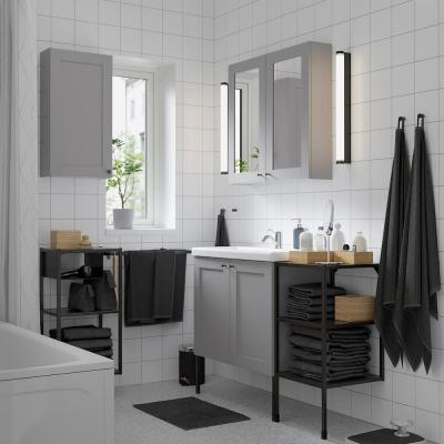 Idee per arredare il bagno, IKEA, linea Enhet