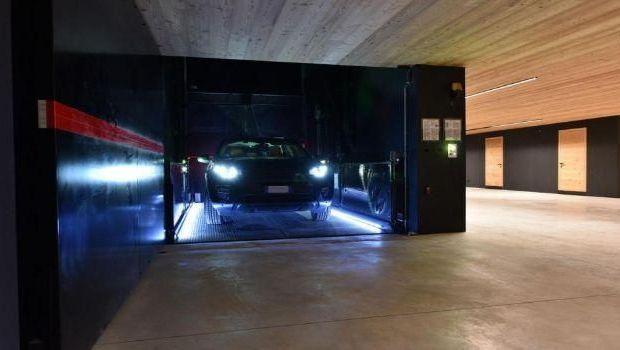 Parcheggi comodi e sicuri con gli ascensori per auto