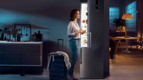 Alimenti e bevande a portata di mano, ecco i frigoriferi combinati