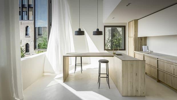 Il microtopping in cucina, da Ideal Work