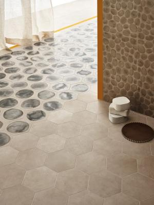 I pavimenti Shades di Ceramiche Piemme
