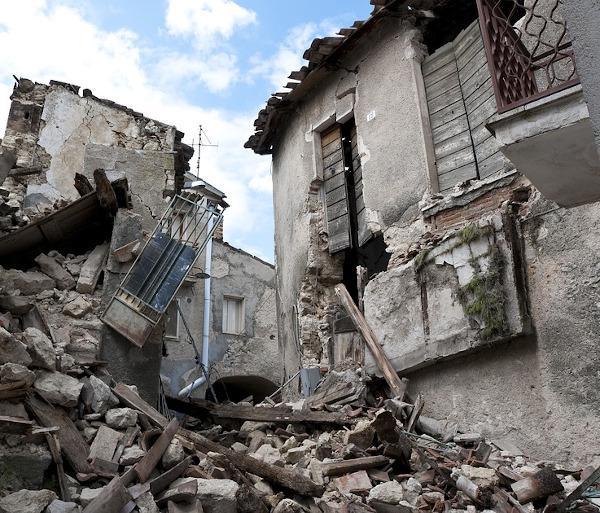Danni dovuti ad eventi sismici