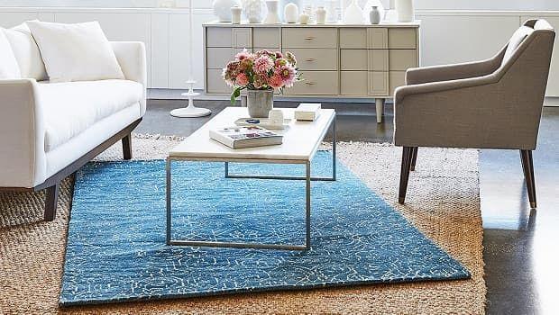 Arriva il layer-look, la tendenza a sovrapporre i tappeti l'uno sull'altro