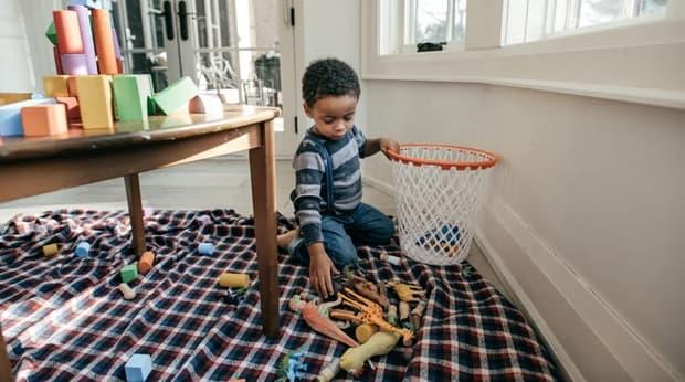 Riordinare secondo il metodo Montessori, da milled.com