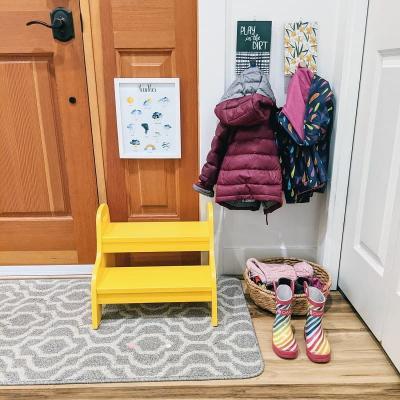 Ingresso Montessori, da montessoriinreallife.com