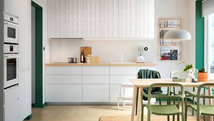 Cucine economiche componibili, IKEA, linea Metod