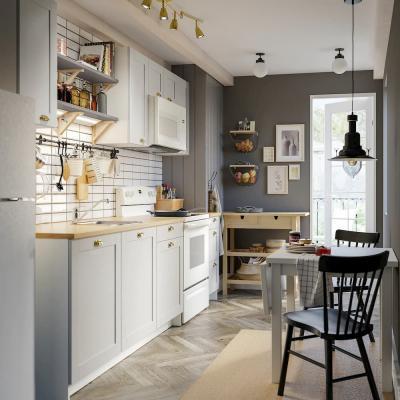 Cucine a basso prezzo, IKEA, linea Knoxhult