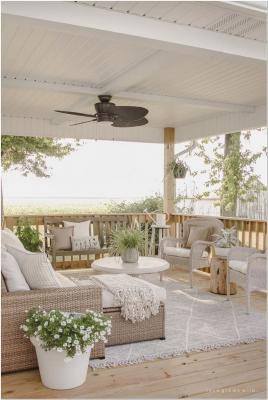 Outdoor casa campagna, da thecottagemarket.com