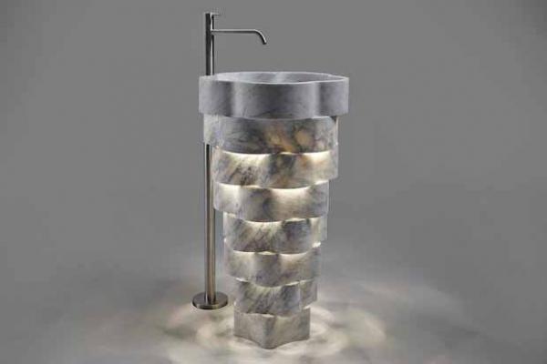 Sanitari e accessori per il bagno Intreccio - Antonio Lupi Design