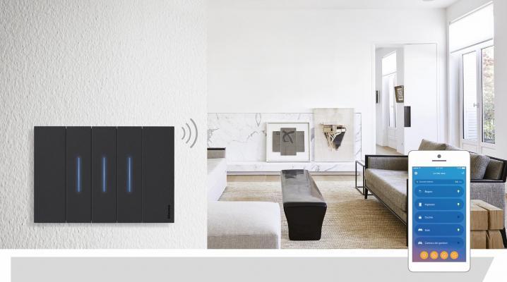 Sistemi per impianti elettrici Living Now - BTicino