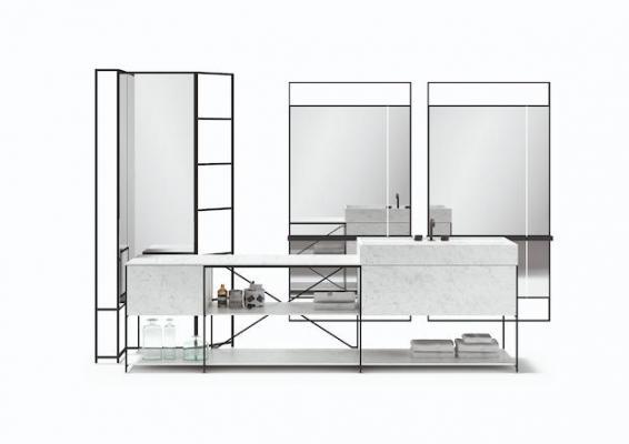 Sanitari e accessori per il bagno R.I.G. Modules - Boffi DePadova