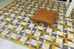 Tappeto in vinile da living di Tappetosumisura.it