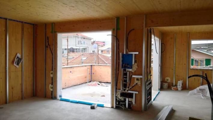 Ampliamento realizzazione Effe Costruzioni