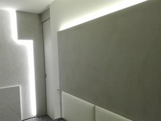 Ristrutturazione illuminazione cartongesso MYKE Home