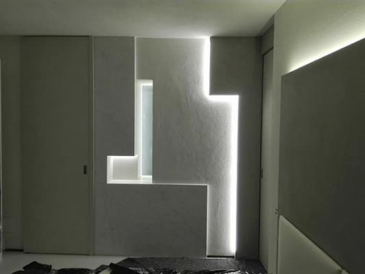 Ristrutturazione illuminazione effetti MYKE Home