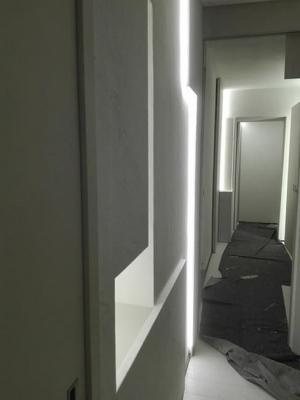 Ristrutturazione illuminazione interni MYKE Home
