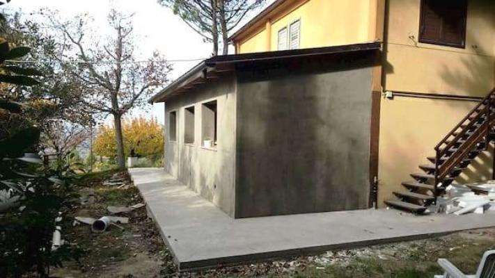 Ampliamento casa - Effe Costruzioni