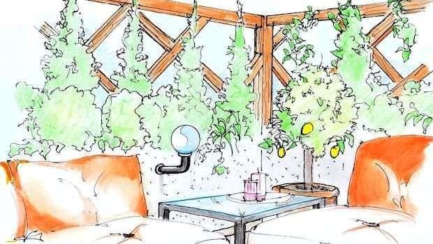 Come progettare il terrazzo di una casa in città: idee creative e funzionali