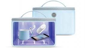 Dispositivi per la sterilizzazione a raggi UV di oggetti e superfici