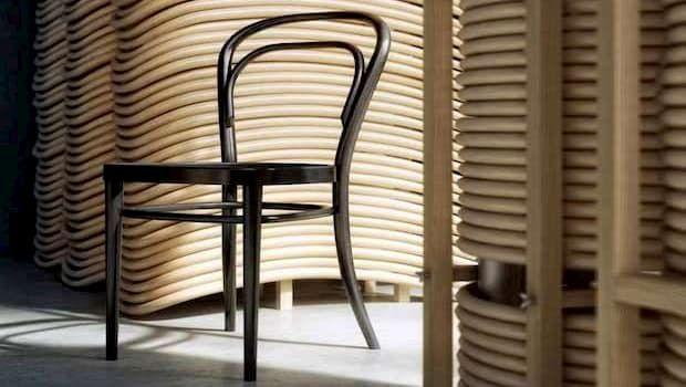 Sedia Thonet: un design classico e senza tempo