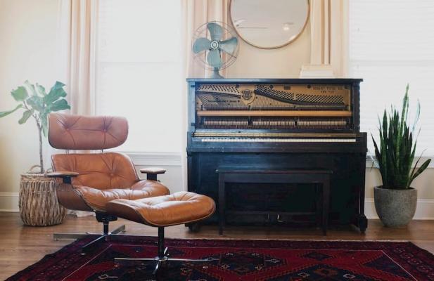 Lounge Chair Barcelona - Fonte foto: Pinterest